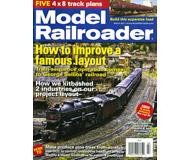 """модель Железнодорожный Моделизм 11852-5 Журнал """"Model Railroader"""". Номер 3 / 2011. На английском языке."""