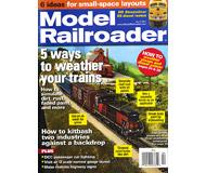 """модель Железнодорожный Моделизм 11853-5 Журнал """"Model Railroader"""". Номер 4 / 2011. На английском языке."""