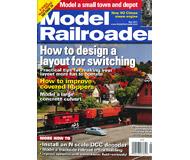 """модель Железнодорожный Моделизм 11854-5 Журнал """"Model Railroader"""". Номер 5 / 2011. На английском языке."""