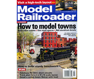 """модель Железнодорожный Моделизм 11859-5 Журнал """"Model Railroader"""". Номер 10 / 2011. На английском языке."""