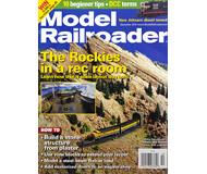 """модель Железнодорожный Моделизм 11861-5 Журнал """"Model Railroader"""". Номер 12 / 2011. На английском языке."""
