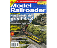 """модель Железнодорожный Моделизм 11862-5 Журнал """"Model Railroader"""". Номер 1 / 2012. На английском языке."""