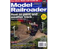 модель Horston 11890-5 Комиссионная модель. Журнал Model Railroader, номер 6 за 2014 год. На английском языке.