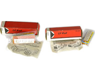 модель Horston 13436-1 Комиссионная модель. Набор для сборки контейнера. Может быть собран в различных вариантах - например, как полуприцеп, так и настоящий контейнер. В последнем случае в качестве материала для внеших стен используется коробка от набора. Новый, не собран. Фотография выполнена с продаваемой модели.