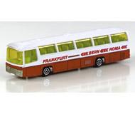 модель ZYX 13473-54 Комиссионная модель. Автобус Neoplan. Производство Majorette. В родной упаковке. Фотография выполнена с продаваемой модели.