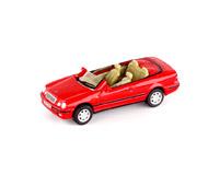 модель Horston 13799-1 Комиссионная модель. Mercedes Benz CLK купе, отломана часть ветрового стекла. Производство Cararama. Без коробки.