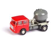 модель ZYX 13928-90 Комиссионная модель. Шкода-цементовоз. Сделано в ГДР. В родной коробке. Фотография выполнена с продаваемой модели.
