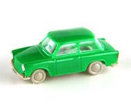 модель Horston 13936-90 Комиссионная модель. Легковой автомобиль Трабант. Сделано в ГДР. Без коробки. Фотография выполнена с продаваемой модели.