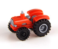модель Horston 13957-90 Комиссионная модель. Трактор колесный. Сделано в ГДР. Без коробки. Фотография выполнена с продаваемой модели.
