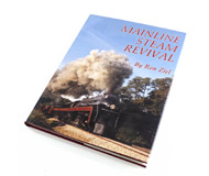 модель Horston 14696-85 Комиссионная модель. Книга Mainline Steam Revival (Возрождение магистральных паровозов). Автор Ron Ziel. Описание в оригинале: <i>Well-written and beautifully photographed coverage of the steam engines that have been been preserved and restored by mainline railroads across the United States and Canada. This is a book about the steam engines that the Norfolk & Western, the Canadian National, the Union Pacific and similar lines have kept running, whether for special occasions or just because they represent an important part of the company's history. The author looks at both the large railroads, such as UP, and four of the narrow-gauge survivors. Illustrated throughout with a mix of black and white and color photos. With decorative end papers.</i>   Твердый переплет, 208 страниц. Издатель: Amereon Ltd. ISBN-10: 0848808630. На английском языке. Книга в отличном состоянии. Фотография сделана с продаваемой книги.