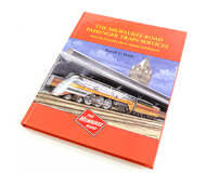 модель Horston 14704-85 Комиссионная модель. Книга The Milwaukee Road Passenger Train Services (Пассажирские поезда дороги Milwaukee). Автор Patrick C. Dorin. Описание в оригинале: <i>Author Pat Dorin gives an excellent overview of The Chicago, Milwaukee, St. Paul & Pacific passenger trains starting with the streamlined, steam-hauled Hiawatha and following the story through to the introduction of Amtrak and beyond. Cars are covered in detail as well as motive power. Reproduced timetables and ads give a good feel for the passenger era. Modellers, Milwaukee Road fans, and passenger train devotees will all find material of interest in this general overview of the period and the great service of the Milwaukee Road.</i>   Твердый переплет, 144 страницы. Издатель: TLC Publishing; 1-е издание (2004 г.). ISBN-10: 1883089921. На английском языке. Книга в отличном состоянии. Фотография сделана с продаваемой книги.