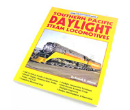 "модель Железнодорожные модели 14706-85 Комиссионная модель. Книга Southern Pacifics Daylight Steam Locomotives (Паровозы Southern Pacifics Daylight). Автор Kenneth G. Johnsen. Описание в оригинале: <i>Southern Pacific Daylight Steam Locomotives covers the Daylight's inception and glory years, the Warbaby era, the Western Pacific versions, the American Freedom Train, and the modern-day adventures of the 4449. It includes full technical details, specifications, and complete historical data on all the Daylights. Variations in the appearance of the engines, a ""Daylight Spotter's Guide,"" numerous first-person accounts from the people who ran the Daylights, and a thorough index make this a book you'll refer to time and time again. This book is the story of ""the most beautiful trains in the world."" The aesthetic qualities that made the Daylights stand out are documented in words and more than 250 stirring photographs.</i>   Мягкая обложка, 112 страниц. Издатель: Specialty Press; 1-е издание (2007 г.). ISBN-10: 1580070981. На английском языке. Книга в отличном состоянии. Фотография сделана с продаваемой книги."