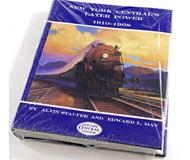 модель Horston 14734-85 Комиссионная модель. Книга New York Central´s Later Power, 1910-1968 (Поздние локомотивы дороги New York Central, 1910-1968). Автор Alvin Staufer & Edward L. May. Описание в оригинале: <i>New York Central´s Later Power, 1910-1968. 496 pages of history, photographs, and diagrams.</i>  Твердый переплет, 496 страниц. Издатель: A. F. Staufer; 1-е издание (1981 г.). ISBN-10: 0944513026. На английском языке. Книга новая, запечатана, но кое где упаковочная пленка порвана. Фотография сделана с продаваемой книги.