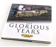 "модель Horston 14747-85 Комиссионная модель. Книга The Glorious Years (Славные годы). Описание в оригинале: <i>This stunning book is a collection of the best photographs ever published in a renowned railway magazine ""Steam Railway"", which is part of the EMAP stable. First published in 1979, ""Steam Railway"" is the world's best-selling railway periodical and is widely regarded as the finest for photography from the steam era, both conventional and more avant-garde.</i>   Твердый переплет, 164 страницы. Издатель: J H Haynes & Co Ltd (2007 г.). ISBN-10: 1844254305. На английском языке. Книга в отличном состоянии. Фотография сделана с продаваемой книги."