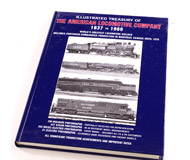 "модель Horston 14752-85 Комиссионная модель. Книга Illustrated treasury of the American Locomotive Company, 1837 to 1969: Includes continued Bombardier production in Montreal Canada until 1979 (Иллюстрированная сокровищница Американской локомотивной компании ALCO с 1837 по 1969 год: включает производство Bombardier в Монреале в Канаде до 1979 года). Автор O. M Kerr. Описание в оригинале: <i>American Locomotive Company (ALCO) has a long history producing in excess of 90,000 steam, diesel-electric and electric locomotives, including such legends as the New York Central Hudson type and the Union Pacific's ""Big Boy"". ALCO locomotives have hauled many of the world's most famous passenger trains, as well as high-speed freight trains. This book is both a short history of ALCO and a treasury of builders' photographs of locomotive production over the years. The photographs accurately portray the locomotives as they appeared brand-new, from early steam to the greatest articulateds, through electrics and modern diesels. Locomotives are listed alphabetically by railway, road number, wheel arrangement, date built, driving-wheel diameter in inches and weight in tons of the locomotive and tender, respectively.</i>   Твердая обложка, издательство DPA-LTA Enterprises, 2001. ISBN-10: 0919295355. На английском языке. Книга в отличном состоянии. Фотография сделана с продаваемой книги."