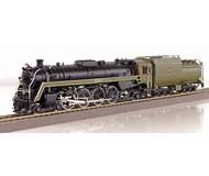 модель Модель Паровоза 15001-95 Паровоз C.N.R. U-1-F 4-8-2 #6061 с нефтяным тендером. Производство Van Hobbies. Сделано в Корее, Samhongsa. Прилагаются накладные детали. В родной коробке. Дополнительные фото по запросу.