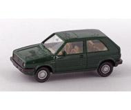 модель Железнодорожный Моделизм 15511-54 Легковой автомобиль Volkswagen Golf. Производство Wiking. Артикул по каталогу Wiking 10 045. Состояние новой модели, коробочного хранения. В родной упаковке. Фотография выполнена с продаваемой модели.