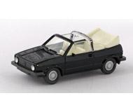 модель Железнодорожный Моделизм 15512-54 Легковой автомобиль Volkswagen Golf кабриолет. Производство Wiking. Артикул по каталогу Wiking 10 046. Состояние новой модели, коробочного хранения. В родной упаковке. Фотография выполнена с продаваемой модели.