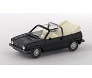 модель Железнодорожный Моделизм 15514-54 Легковой автомобиль Volkswagen Golf кабриолет. Производство Wiking. Артикул по каталогу Wiking 10 046. Состояние новой модели, коробочного хранения. В родной упаковке. Фотография выполнена с продаваемой модели.