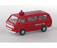 модель ZYX 15560-54 Автомобиль пожарной службы Volkswagen Kombi. Производство Wiking. Артикул по каталогу Wiking 603 16. Состояние новой модели, коробочного хранения. В родной упаковке. Фотография выполнена с продаваемой модели.
