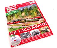 модель Железнодорожные модели 15640-5 Комиссионная модель. Журнал ModellEisenBahner Spezial #20. На немецком языке.