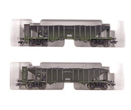 модель Horston 15897-54 Комиссионная модель. Набор старинных вагонов. Производство Marklin. Артикул по каталогу 46802. В коробке.