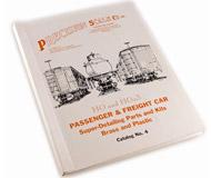 модель Железнодорожный Моделизм 16301-85 Комиссионная модель. Каталог Precision Scale Co, Inc #4. Детали для латунных пассажирских и товарных вагонов, и КИТы. 257 стр. На английском языке. Очень редкий каталог.