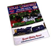 модель Железнодорожный Моделизм 16314-85 Комиссионная модель. Ежеквартальный каталог Atlas за четвертый квартал 2009 года. Масштабы HO, N, 0. 123 стр. На английском языке. Оторван небольшой уголок последней страницы.