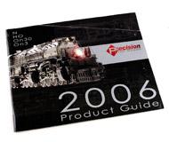 модель ModelRailroader 16315-85 Комиссионная модель. Каталог Precision Craft Models (PCM). 2006 год. Масштабы HO, N. 80 стр. На английском языке.