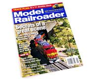 """модель Horston 16321-85 Журнал """"Model Railroader"""". Номер 9 / 2010. На английском языке."""