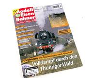 "модель Horston 16322-85 Журнал ""Modell EisenBahner"". Номер 11/2009. 100 стр. На немецком языке."