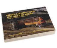модель Железнодорожные модели 16361-85 Книга Diesel Locomotives: The First 50 Years: A Guide to Diesels Built Before 1972. Автор Louis A. Marre. Серия: Railroad Reference (Book 10). 479 стр. Издатель: Kalmbach Pub Co (1995). ISBN-10: 0890242585. ISBN-13: 978-0890242582. Мягкая обложка. На английском языке.