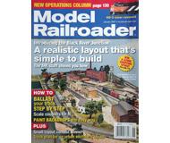 """модель Железнодорожный Моделизм 16837-85 Журнал """"Model Railroader"""". Номер 1 / 2007. На английском языке."""
