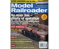 """модель Железнодорожный Моделизм 16838-85 Журнал """"Model Railroader"""". Номер 2 / 2007. На английском языке."""