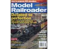 """модель ModelRailroader 16839-85 Журнал """"Model Railroader"""". Номер 3 / 2007. На английском языке."""