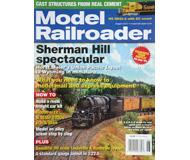 """модель Железнодорожный Моделизм 16844-85 Журнал """"Model Railroader"""". Номер 8 / 2007. На английском языке."""