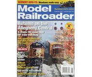 """модель Железнодорожный Моделизм 16845-85 Журнал """"Model Railroader"""". Номер 9 / 2007. На английском языке."""