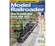 """модель ModelRailroader 16847-85 Журнал """"Model Railroader"""". Номер 11 / 2007. На английском языке."""