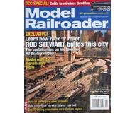 """модель Железнодорожные модели 16848-85 Журнал """"Model Railroader"""". Номер 12 / 2007. На английском языке."""