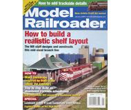 """модель ModelRailroader 16849-85 Журнал """"Model Railroader"""". Номер 1 / 2008. На английском языке."""