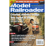 """модель ModelRailroader 16850-85 Журнал """"Model Railroader"""". Номер 2 / 2008. На английском языке."""