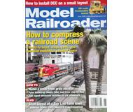 """модель ModelRailroader 16854-85 Журнал """"Model Railroader"""". Номер 6 / 2008. На английском языке."""