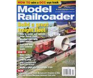 """модель ModelRailroader 16855-85 Журнал """"Model Railroader"""". Номер 7 / 2008. На английском языке."""