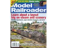 """модель ModelRailroader 16856-85 Журнал """"Model Railroader"""". Номер 8 / 2008. На английском языке."""