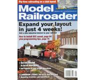 """модель ModelRailroader 16857-85 Журнал """"Model Railroader"""". Номер 9 / 2008. На английском языке."""