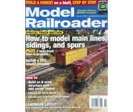 """модель ModelRailroader 16858-85 Журнал """"Model Railroader"""". Номер 10 / 2008. На английском языке."""