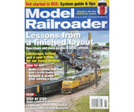 """модель ModelRailroader 16859-85 Журнал """"Model Railroader"""". Номер 11 / 2008. На английском языке."""