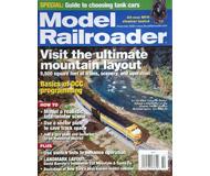 """модель ModelRailroader 16860-85 Журнал """"Model Railroader"""". Номер 12 / 2008. На английском языке."""