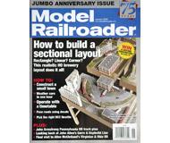 """модель ModelRailroader 16861-85 Журнал """"Model Railroader"""". Номер 1 / 2009. На английском языке."""