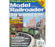 """модель ModelRailroader 16862-85 Журнал """"Model Railroader"""". Номер 2 / 2009. На английском языке."""